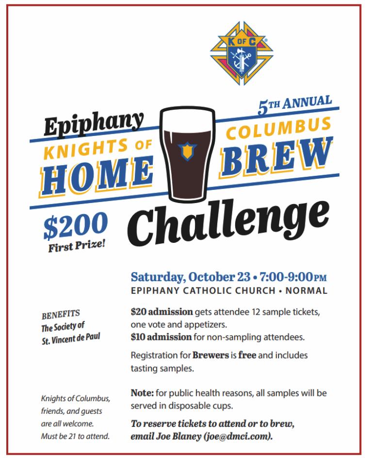 Home Brew Challenge 2021